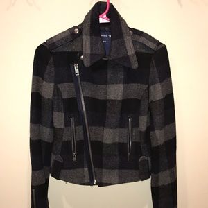 American Eagle Outfitters XS rayon/wool jacket